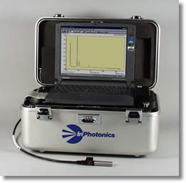 The InPhotote is a compact but fully-capable Raman system.