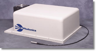 High resolution RS2000 system provides research-grade performance in a rugged spectrometer design.